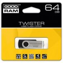 USB FD 64GB TWISTER USB 2.0 GOODRAM