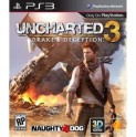 Uncharted 3 PS3 HRA SONY